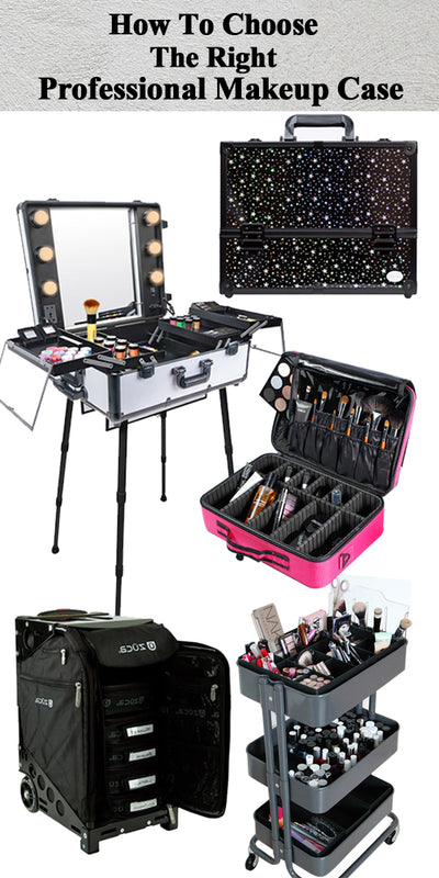 How to Choose The Right Professional Makeup Case