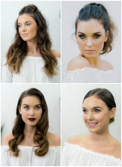 5 Flawless Wedding Makeup Looks for Every Bride-to-be