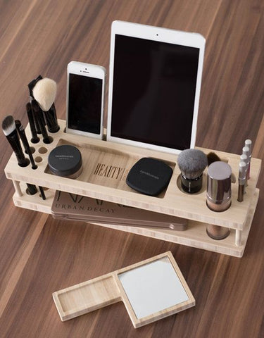 Cosmetic Organizer Station