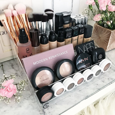 Best Makeup Organizers Under $50 for Beauty Junkies
