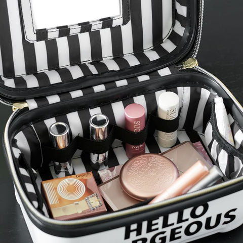 Hello Gorgeous Cosmetic Case