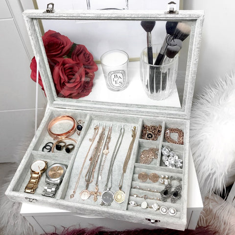 Vanity Collection Jewelry Tray