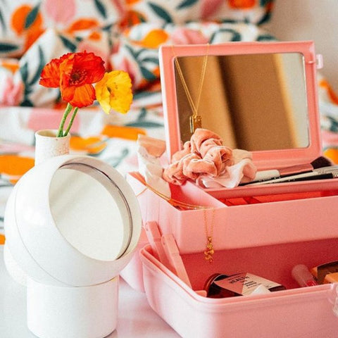 Caboodle On-The-Go Makeup Case