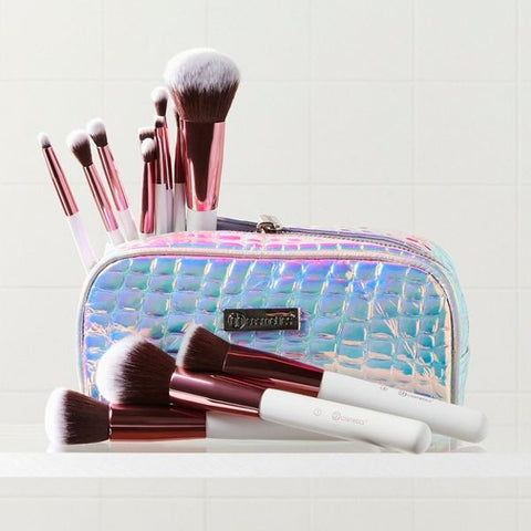 BH Cosmetic Crystal Quartz Brush Set