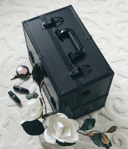 Professional Makeup Case Black Diamond