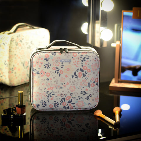 Joligrace Cosmetic Bag Floral