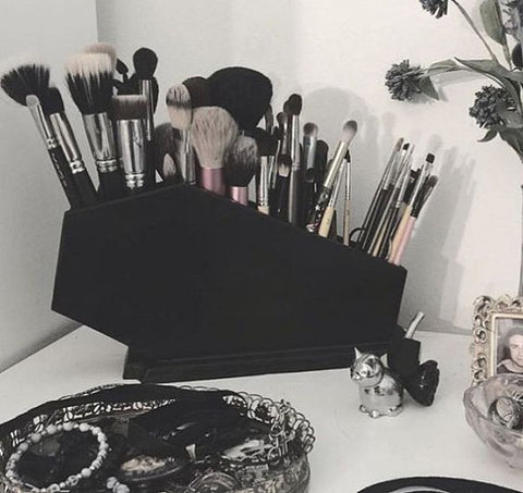 Creative Brush Holders