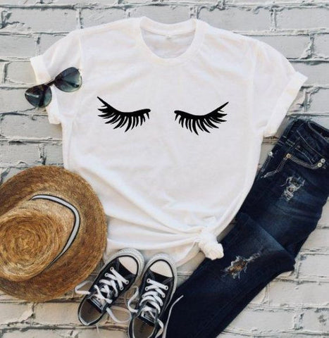 Lashes T Shirt