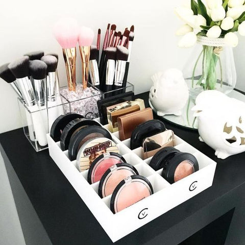 Eyeshadow Divider Tray