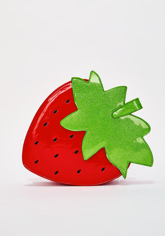 Strawberry Makeup Bag