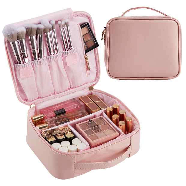 Stagiant Jewelry Pink Makeup Bag