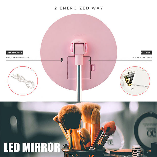 Joligrace Makeup Mirror With Light - Joligrace