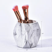 Joligrace Marble Brush Holder-Large - Joligrace