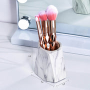 Joligrace Marble Brush Holder-Small - Joligrace