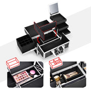 Joligrace Large Black Makeup Case - Joligrace