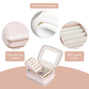 Hododou 2 layers Jewelry Box