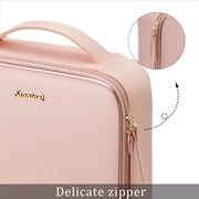 Stagiant Rose Gold Makeup Bag - Joligrace