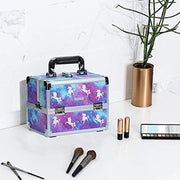 Joligrace Unicorn Makeup Case 5X Magnification Mirror - Joligrace