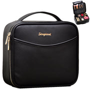 Joligrace Black Gold Makeup Bag - Joligrace