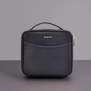 Stagiant Black Gold Makeup Bag - Joligrace