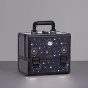 Joligrace Navy Galaxy Star Makeup Case - Joligrace