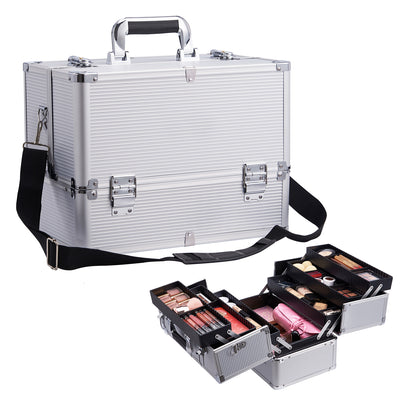 Funime Black Makeup Case
