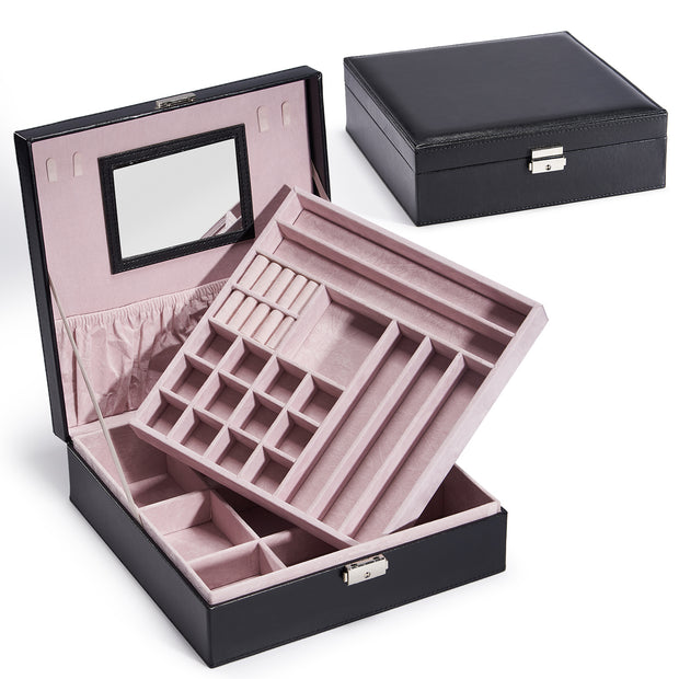 Hododou Black Jewelry Box