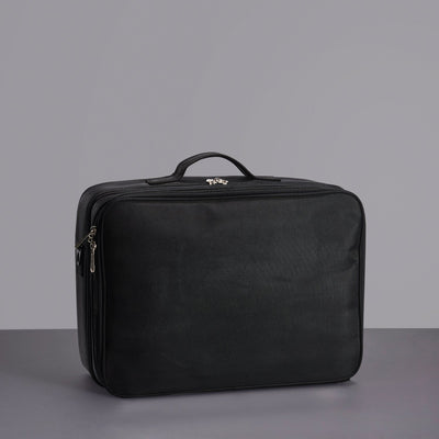 Joligrace Black Makeup Bag - Joligrace