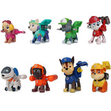 Set of 8 Paw Patrol Action Pack Pup Dog Kids Toy