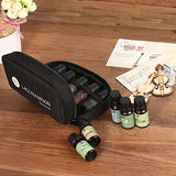Essential Oils Set with Travel Bag, Aromatherapy 10 Essential Oils Set