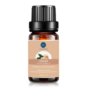Ginger Essential Oil,10ML