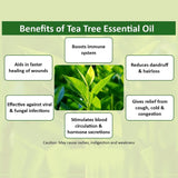Tea Tree Essential Oil,100ML