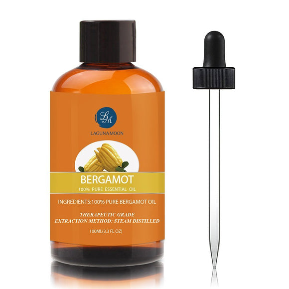 Bergamot Essential Oil,100ML