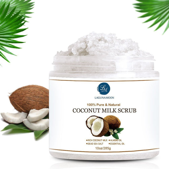 Coconut Milk Scrub