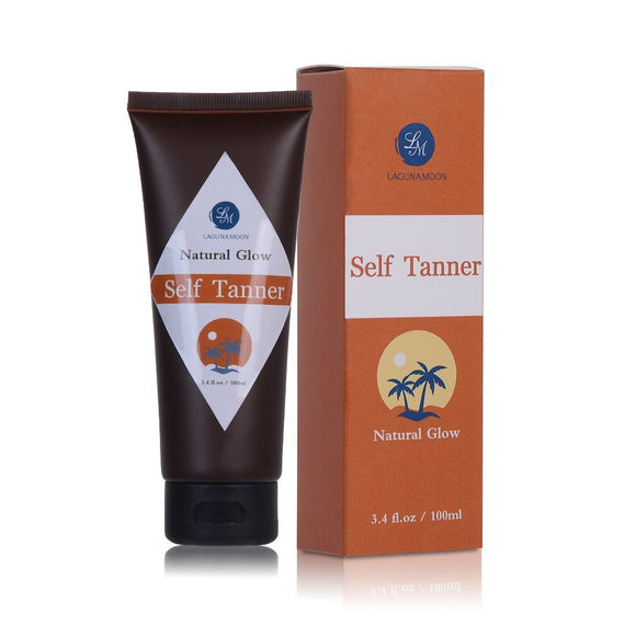 Self-Tanning Lotion Organic Tanner
