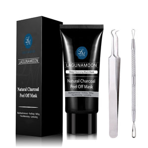 Purifying Black Mask with Blackhead Remover Tool Kit