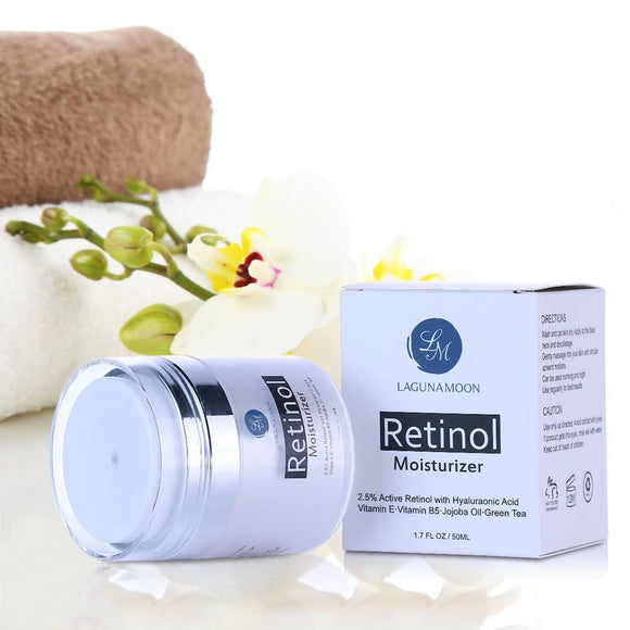 Retinol Moisturizer Cream for Face and Eye