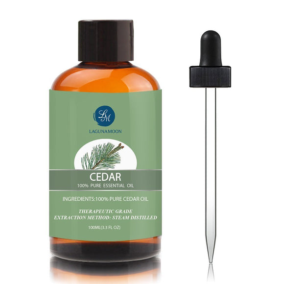 Cedar Essential Oil, 100ML