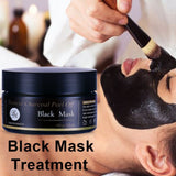 Natural Charcoal Peel off Black Mask