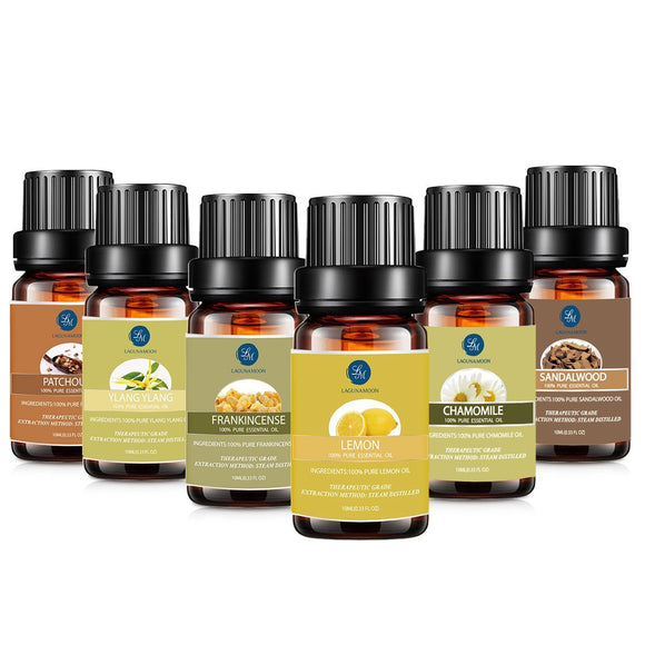 Focus Blend Oil Kit - 6 set