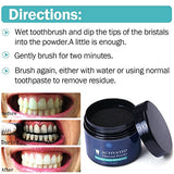 Natural Teeth Whitening Activated Charcoal Powder