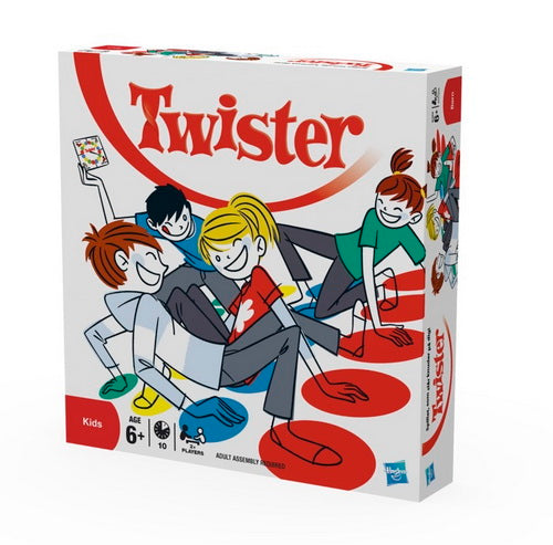 Twister Body Balance Board Game