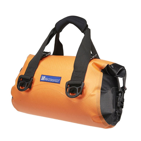 Watershed Ocoee Duffel 15L Orange