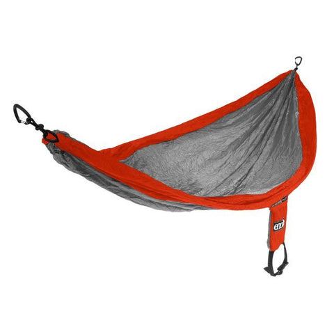 Eno SingleNest Hammock - Orange/Gray
