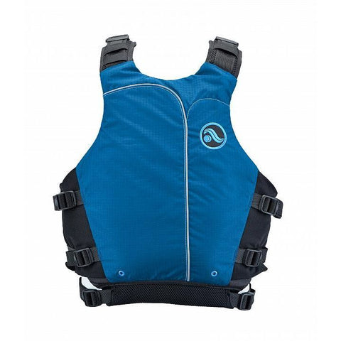 Astral Abba Womens PFD - Back (Blue)