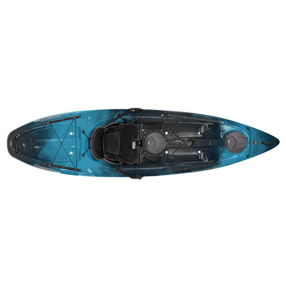 Wilderness Systems Tarpon 100 Midnight top view