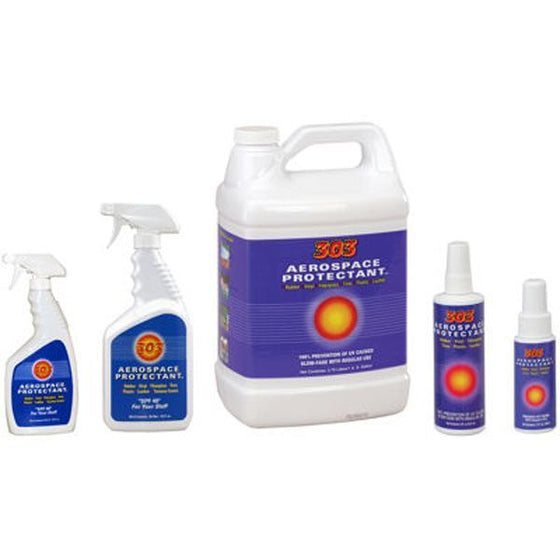 303 Aerospace Protectant - all sizes