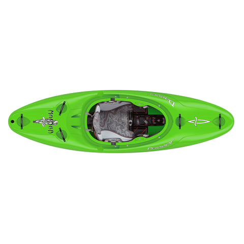 Mamba 7.6 Creeker - Lime