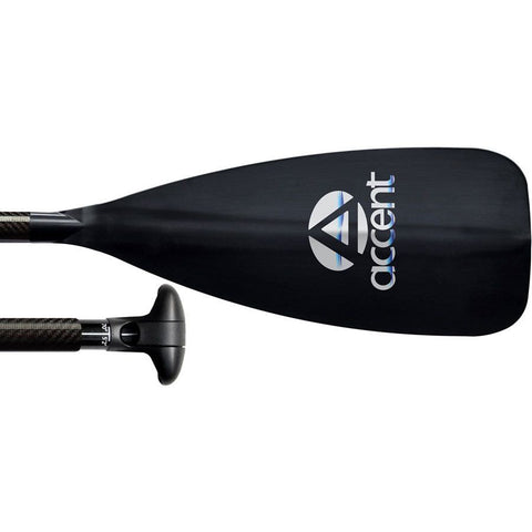 Accent Octane Carbon Adjustable SUP Paddle - Blade and T-Grip