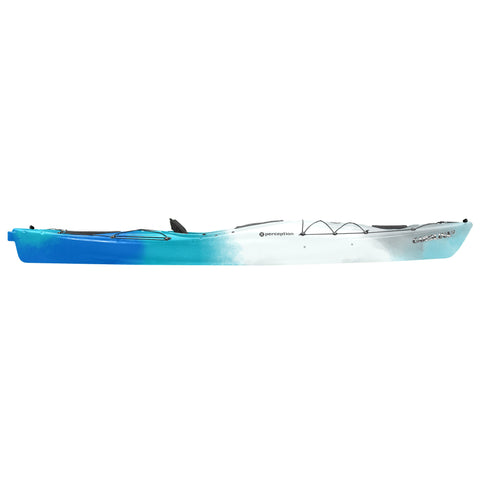 Perception Carolina 12.0 - Sea Spray side view